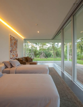 Спальня в стиле минимализм: отдых в порядке