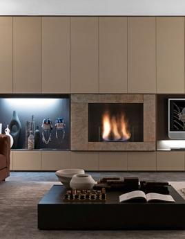 Гостиная в стиле минимализм: территория для жизни в «комнате напоказ»