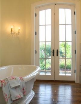 Ванная в стиле прованс: эстеты оценят!