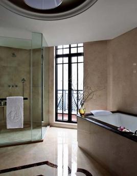 Ванная в стиле арт-деко: блеск, лаконичность, элитарность